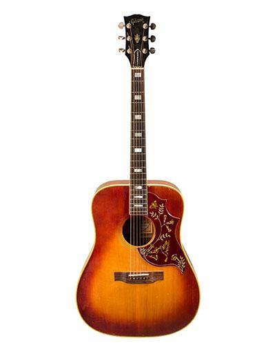 Gibson  Hummingbird Custom  1976