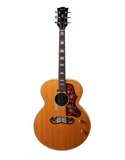 Gibson  SJ-200E  1960