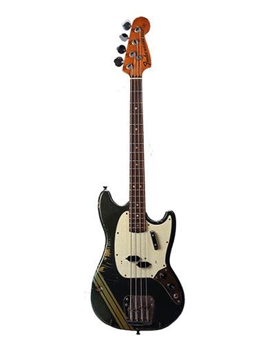 Fender  Mustang Jazz  1971