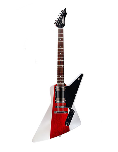 Bell SS E  2010  Translucent White/Red