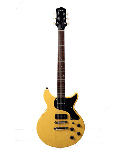 Collings  290 DC  2013  TV Yellow