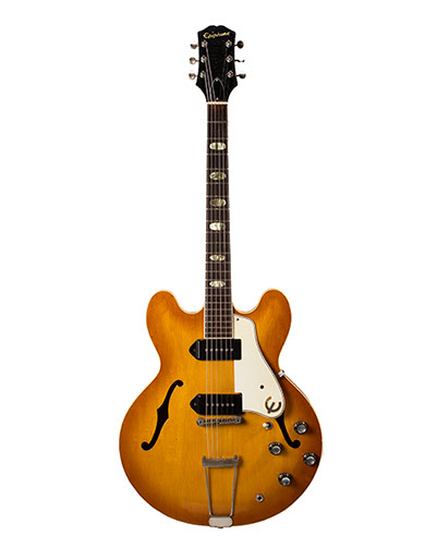Epiphone  Casino  1963  Royal Tan