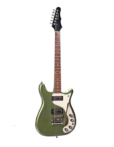 Epiphone  Wilshire  1966  Inverness Green