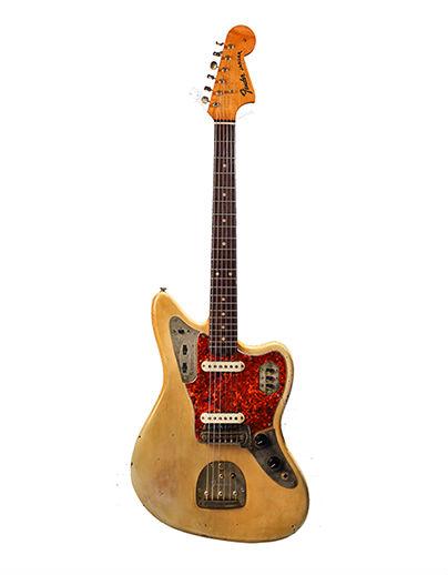 Fender  Jaguar  1964  Blonde