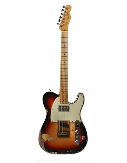 Fender  Andy Summers Tribute Telecaster  2007 (1961)  Sunburst