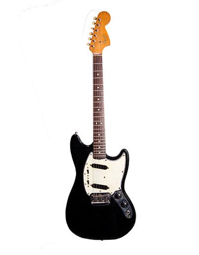 Fender  Duo Sonic II  1965  Black