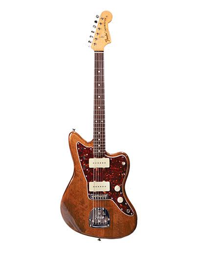 Fender  Elvis Costello Sig Jazzmaster  2008 (1977)  Walnut