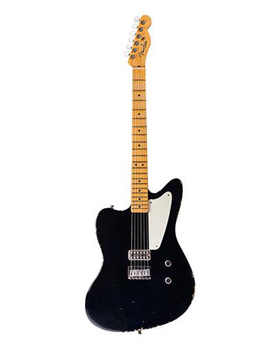 "Fender  Ltd. Ed La Cabronia ""Boracha""  Jazzmaster  2011 (2009)"