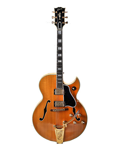 Gibson  Byrdland  1960  Wood