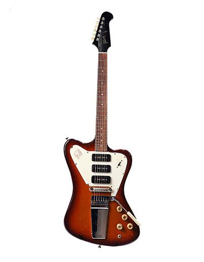Gibson  Firebird VII  1965  Sunburst
