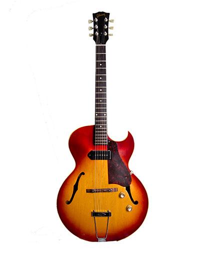 Gibson  ES 125 TC  1963  Sunburst