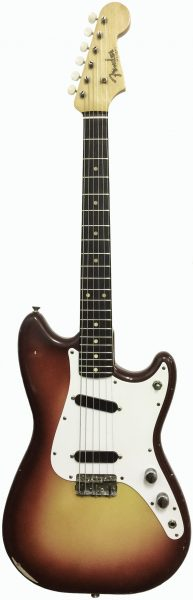 Fender Duo-Sonic 1961  Cherry Burst