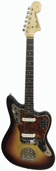 Fender Jaguar 1963 Dark Burst
