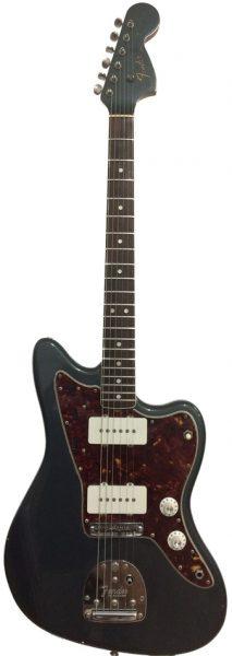 Fender Jazzmaster  1966  Charcoal Frost Metallic