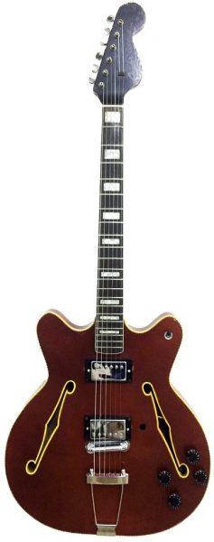 Fender Coronado  1966  Cherry Red