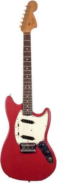 Fender Duo-Sonic  1967  Dakota Red