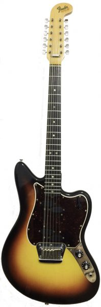 Fender Electric XII  1966  Sunburst
