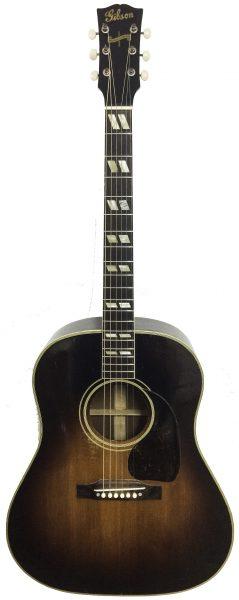 Gibson Southern Jumbo (SJ)  1942  Sunburst