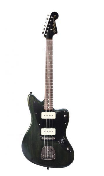 Fender (Thurston Moore 1989) Jazzmaster  2011  Forest Green
